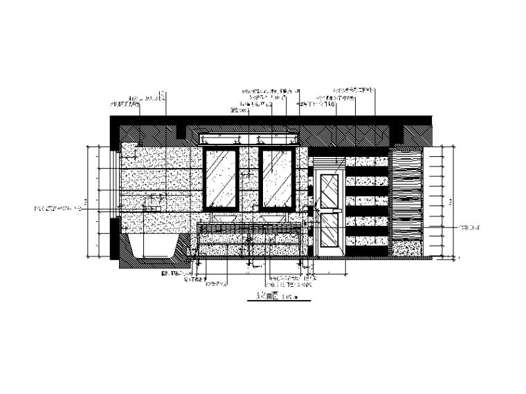 【北京】两套时尚经典别墅设计CAD施工图_4