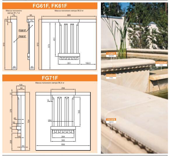 [讲义\/总结][欧式]欧式景观建筑元素-线脚做法