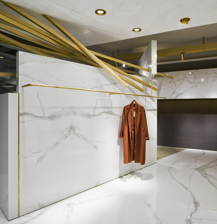 杭州ANDFOR服装品牌展厅-16