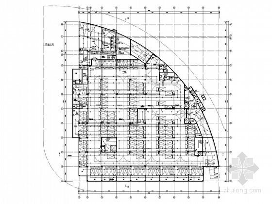 [江西]综合商业街全套电气施工图纸192张(知名设计院)