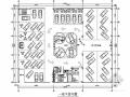 [福建]某时尚汽车展厅室内装修施工图(含效果)