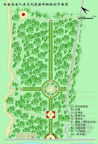 黑龙江省风景名胜区详细规划