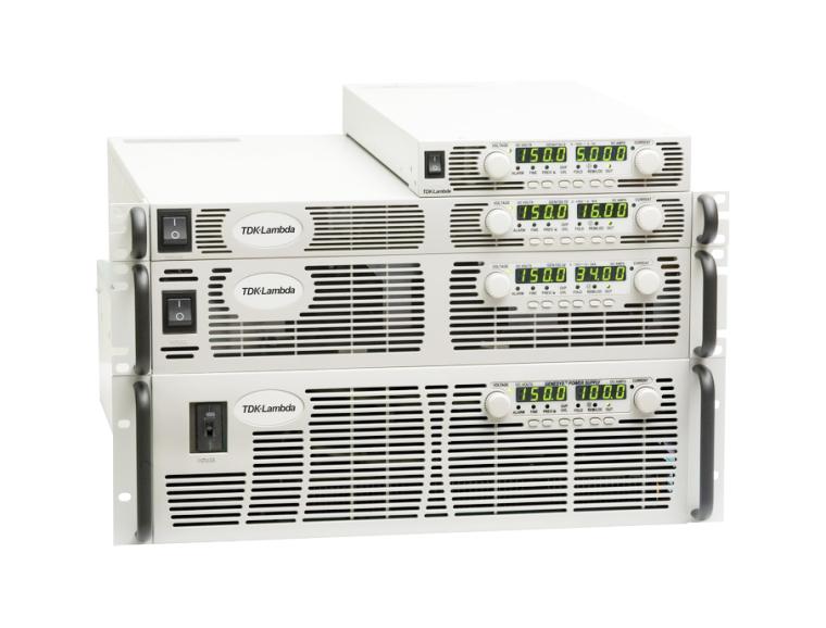 LAMBDA电源标准19英寸机架安装尺寸