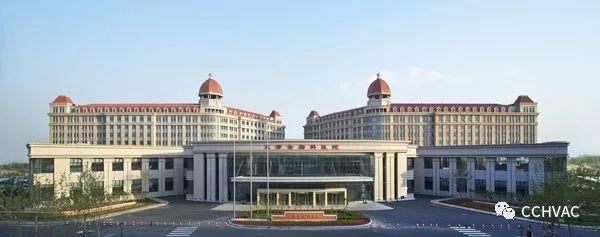 [案例]天津市胸科医院
