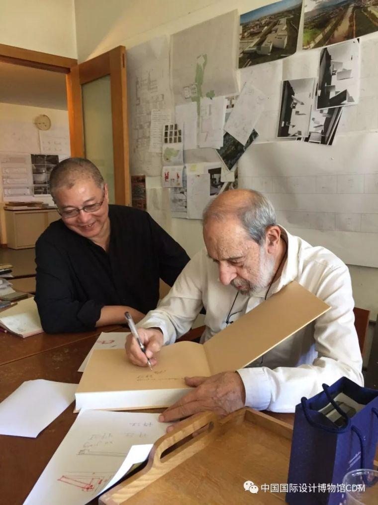 建筑大师阿尔瓦罗·西扎(ÁlvaroSiza)和中国国际设计博物馆_3