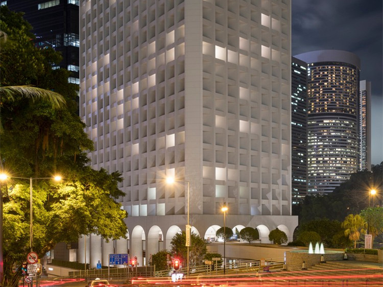 香港美利酒店大楼改造