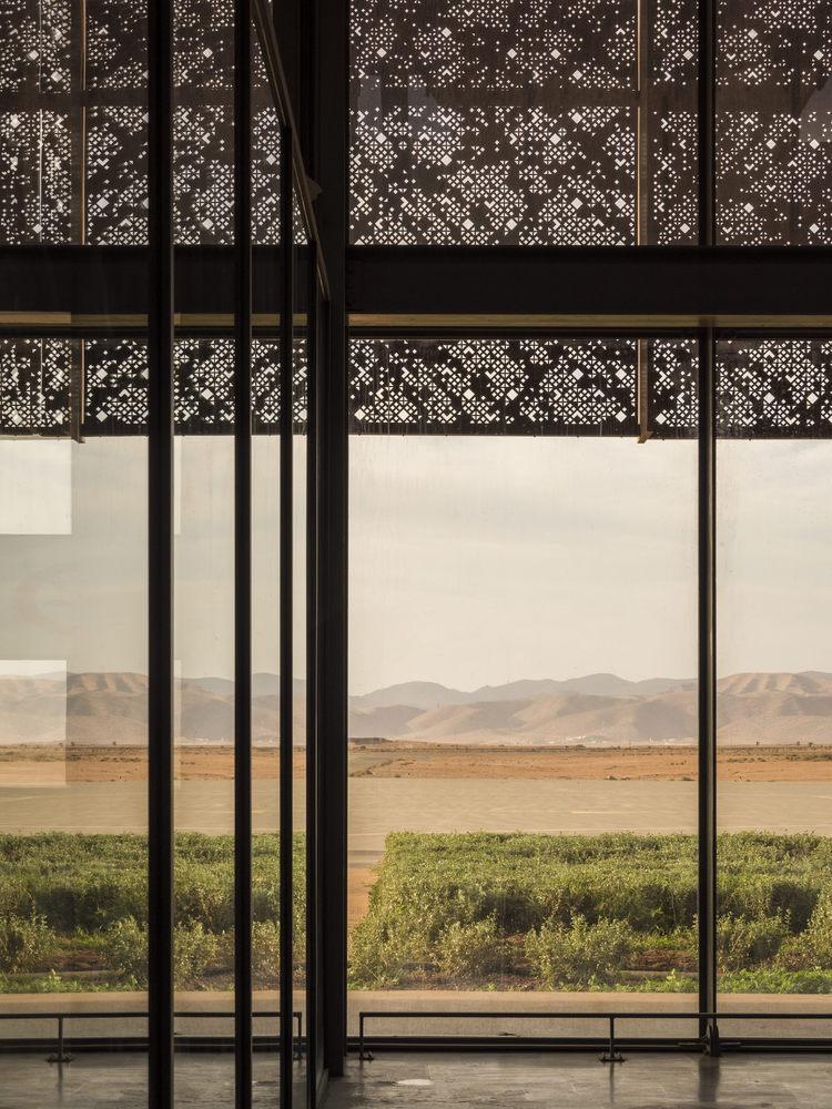 摩洛哥可拓展性盖勒敏机场内部实景图 (28)
