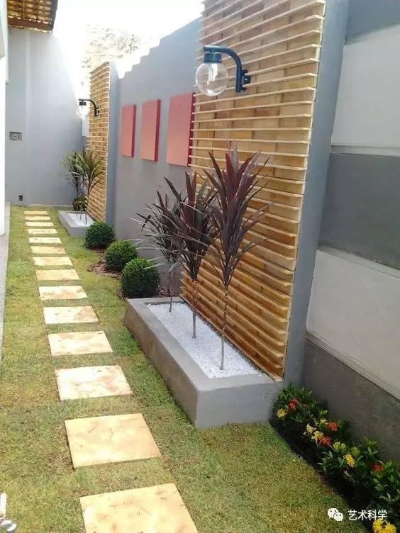 景观风水丨庭院围墙设计中的讲究_28
