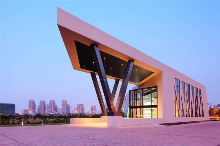 秀州北科建嘉兴创新园展示中心