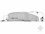 [合集]4套多层大型游泳馆建筑施工图
