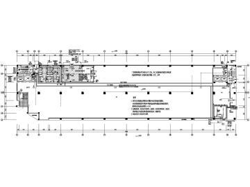 [浙江]现代物资厂房及配套用房强弱电全套电气施工图