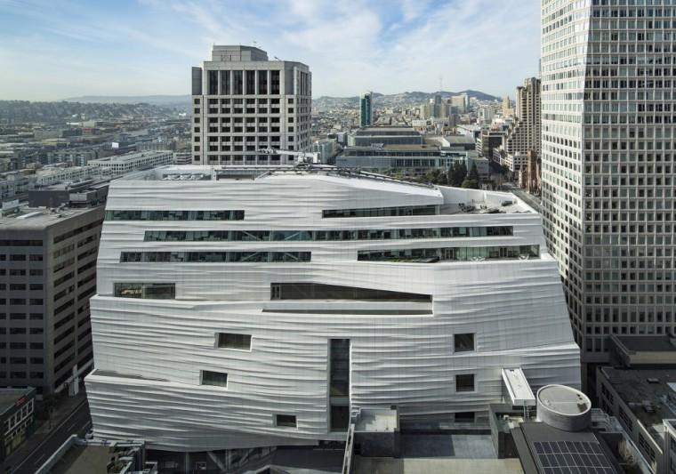 #每日毒评新建筑#——旧金山当代艺术博物馆-pic_002
