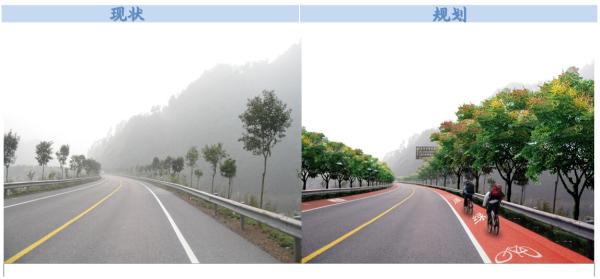 景观设计效果图对比图景观设计效果图对比图