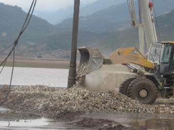 干冲碎石桩法在地基处理中的应用