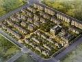 法式风格小高层住宅区规划及别墅建筑设计方案文本合集