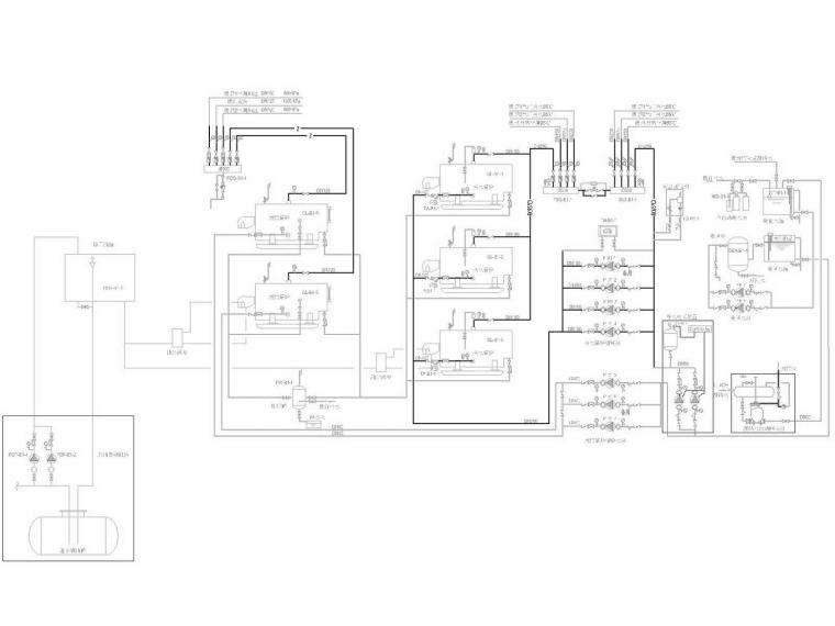 [天津]超高层办公酒店综合体暖通空调全系统设计施工图(632张)_10