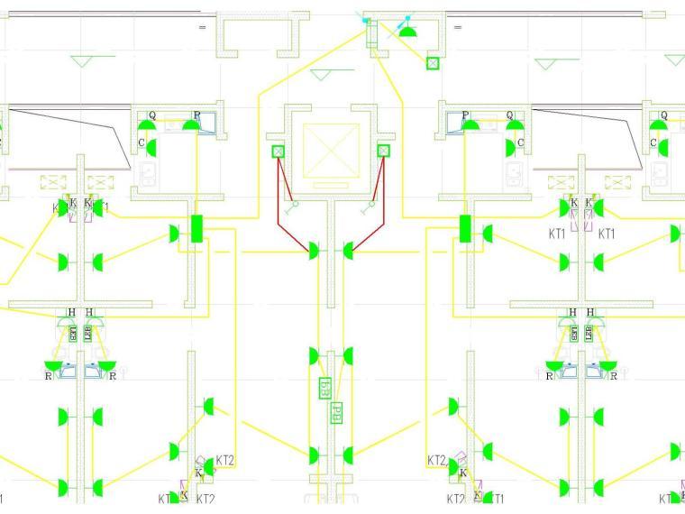 [河北]高层住宅楼全套电气施工图