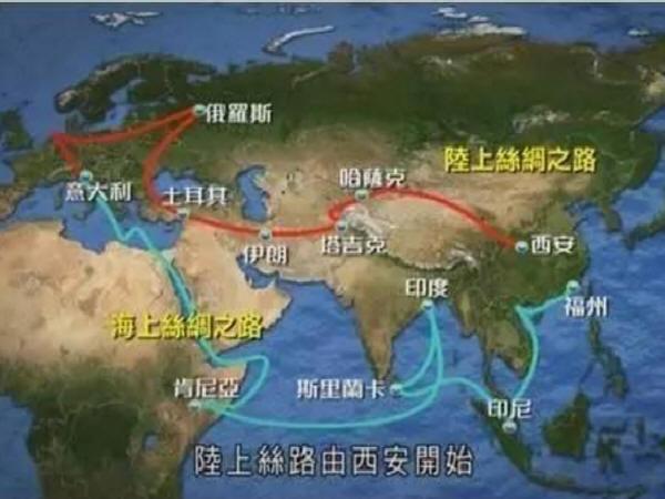 """世界最长穿沙高速公路""""京新高速""""全线贯通_4"""