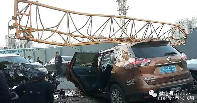 10月10日成都温江一施工塔吊倒塌,致9人受伤!心如刀割!_3
