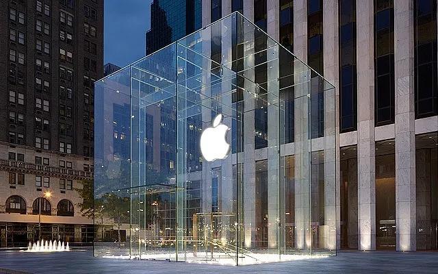 比买iphone手机更重要的,是逛苹果的地标_39