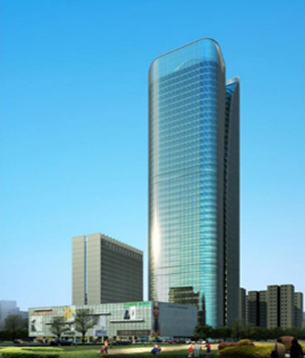 商业大厦深基坑工程(超高层,框架核心筒,钻孔灌注桩)