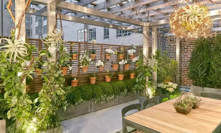 现代屋顶花园设计赏析_35
