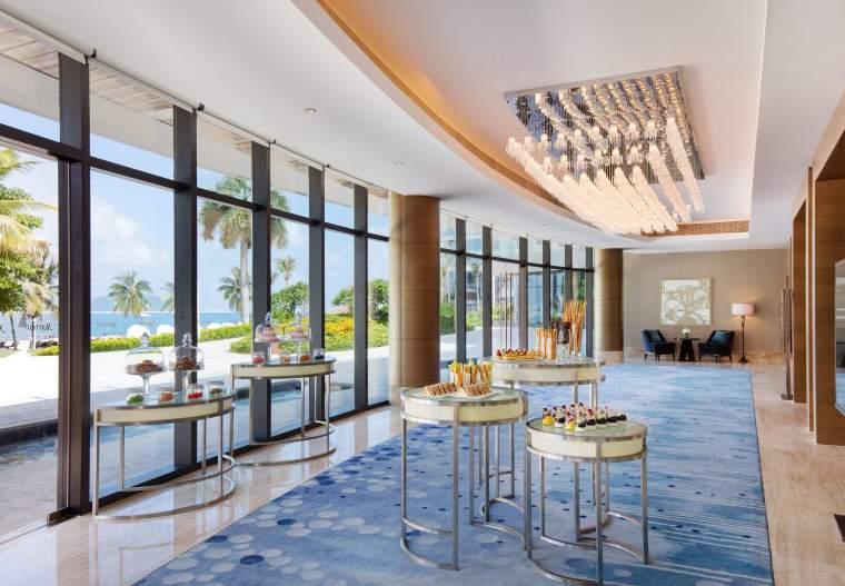 [海南]HBA-三亚山海天二期万豪酒店阶段汇报提案文本