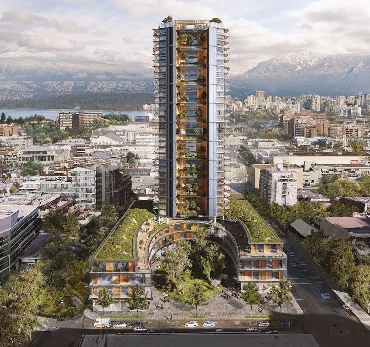 木构建筑将成未来主角?世界最高木制摩天大楼了解一下