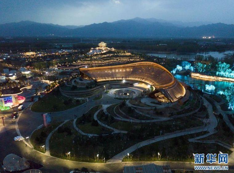 [玩转世园会]惊艳!藏在梯田下的中国馆该如何建造?