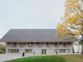 拥有历史感的谷仓秒变简洁雅致的图书馆——德国改造Steimle Arch