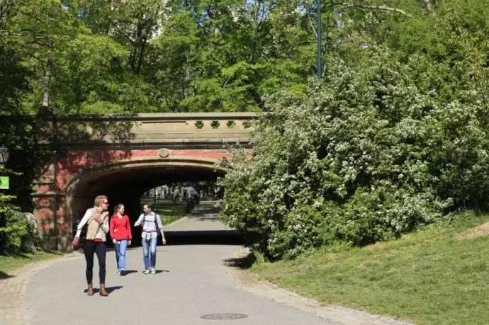 美国景观设计之父|奥姆斯特德和他的纽约中央公园_12