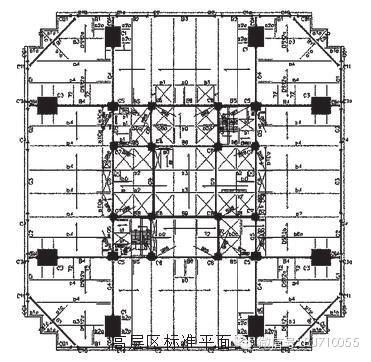 巨柱简介--天津高银117大厦巨柱应用_3