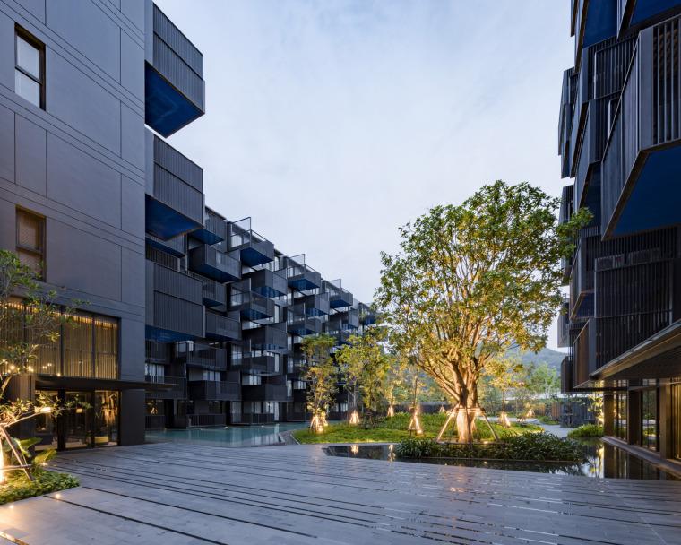 泰国七层公寓-11
