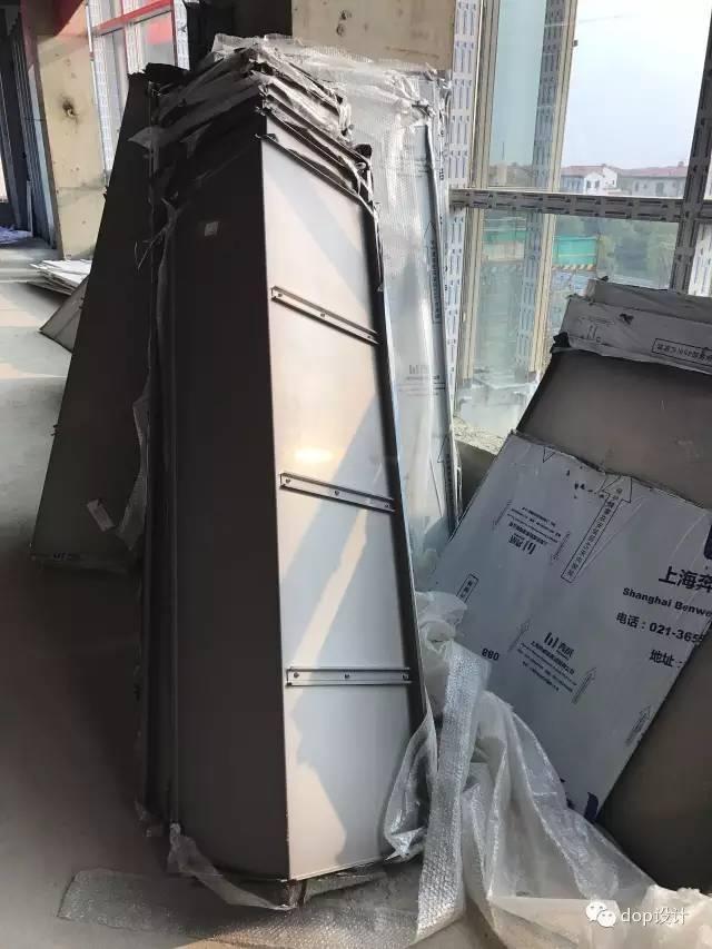 玻璃幕墙与装饰收口问题及施工流程_26