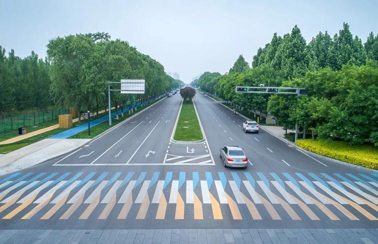 从景观大道到雨水街坊:华夏幸福固安孔雀大道改造纪实