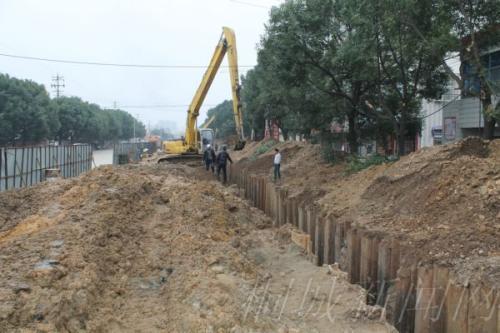 [河南]安阳县污水配套管网工程施工组织方案