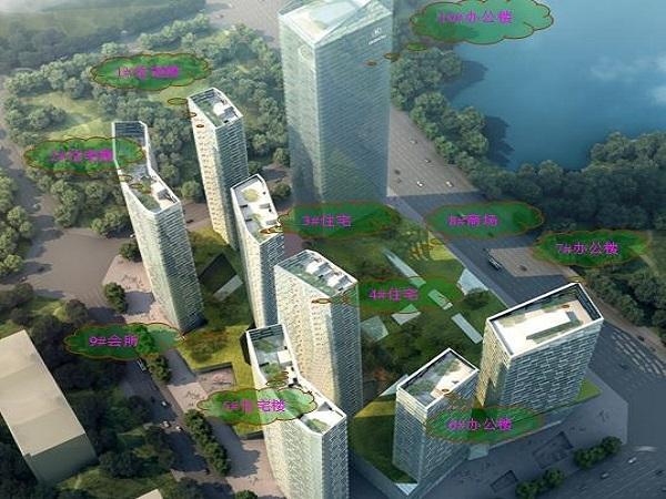 高层住宅小区土方开挖及基础底板施工方案