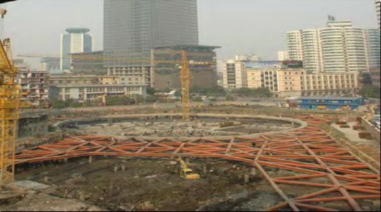 《挡土结构与基坑工程》第六章内支撑系统的设计与施工培训PPT