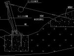 RXI100型SNS被动防护网大样图