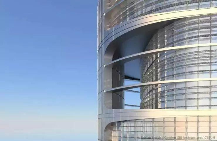 中国高度,建世界第二高楼,636米125层今年竣工!_9