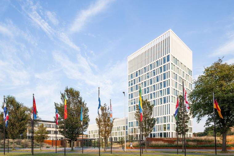 荷兰欧洲检察署新总部大楼-2