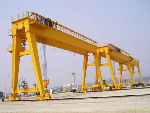 施工单位65t-38m门式起重机安装施工方案