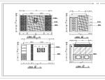综合餐饮娱乐大都会室内装修设计施工图(122张)