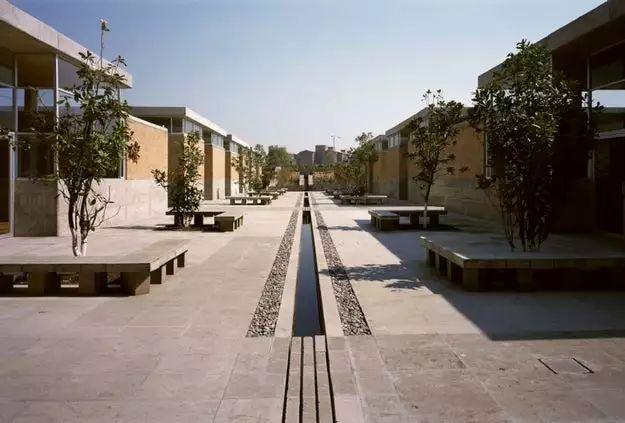墨西哥充满活力的建筑场景_14