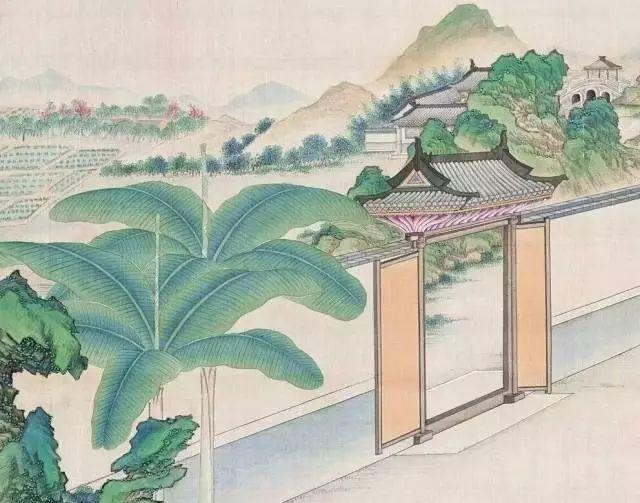 宋词里的庭院,古人的生活美学_5