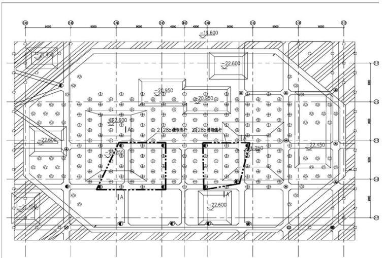 [天津]超高层双子塔项目槽钢连杆施工方案