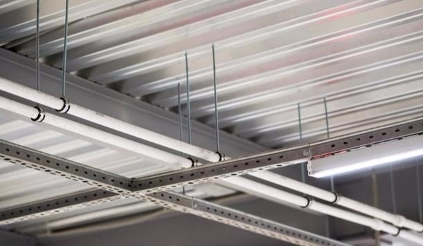 吊顶工程施工技术-明龙骨吊顶施工