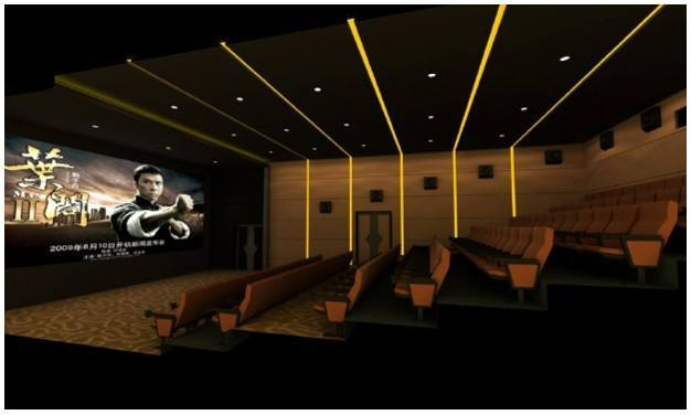 影院暖通空调系统设计与案例分析