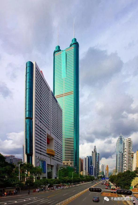 改革开放40年,盘点深圳历史上最重要的10栋超高层_7