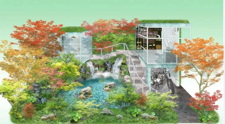 2019切尔西花园展方案,提前养眼!